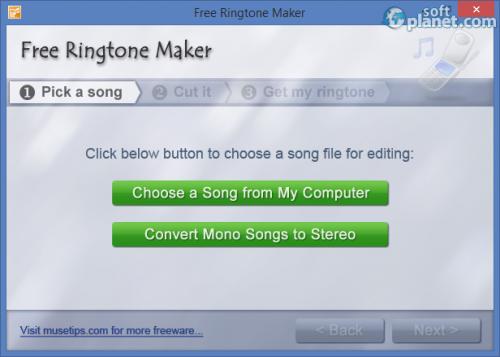 Free Ringtone Maker Portable 2.4.0.1675