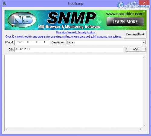 FreeSnmp 1.9.5