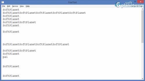 FreeText 1.32
