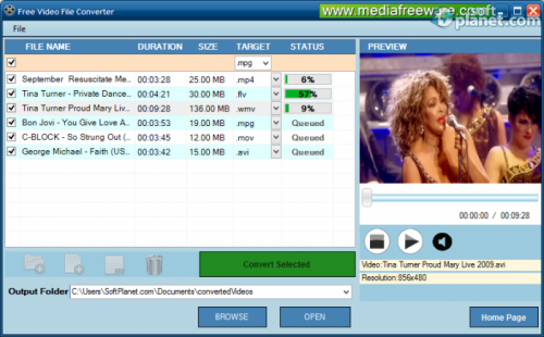 Free Video File Converter 1.0.0