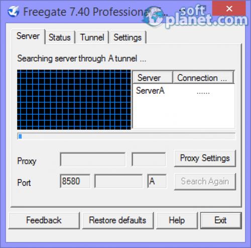 Freegate 7.42