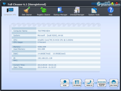Full Cleaner 6.1