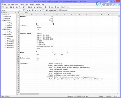 GS-Calc 11.4.2