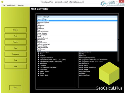 GeoCalcul Plus 0.1