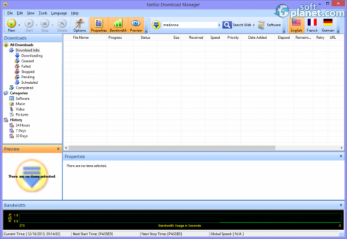 GetGo Download Manager 5.1.0.2224