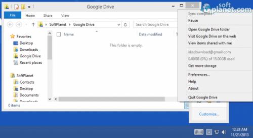 Google Drive 1.20.8672.3137