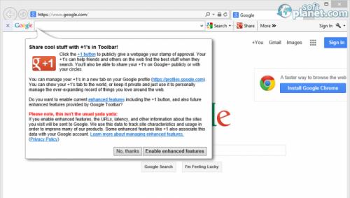 Google Toolbar 7.5.6227.252