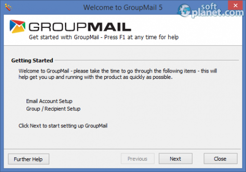 Groupmail Free Edition 5.3.0.140