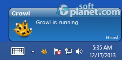 Growl for Windows 2.0.9