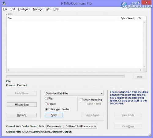 HTML-Optimizer Pro 5.125