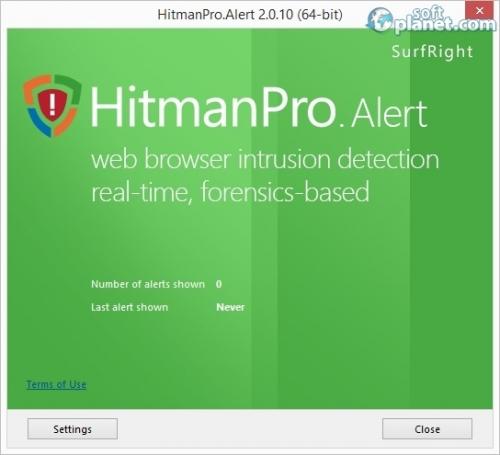 HitmanPro Alert 2.0.10.45