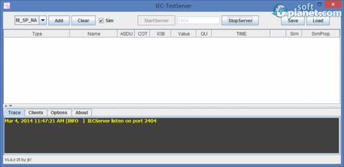 IEC-TestServer 1.0