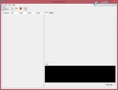 IP Port Analyzer 1.1.0