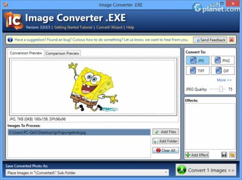 Image Converter EXE 3.0.0.5