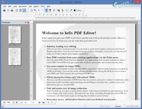 Infix Pro 6.3.3.0