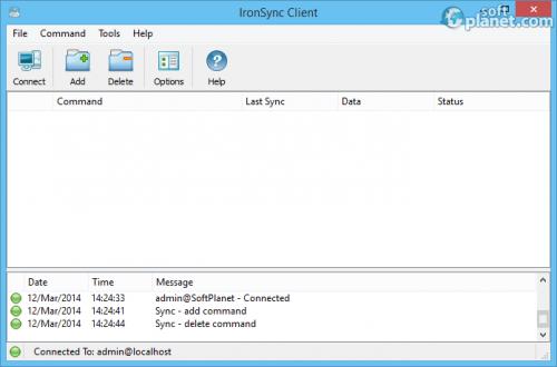 IronSync Server 2.4.12