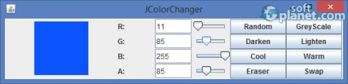 JColorChanger 1.0