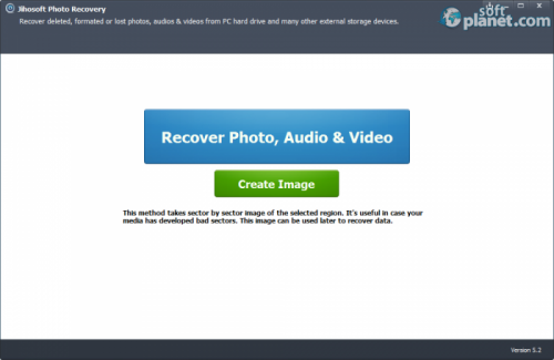 Jihosoft Photo Recovery 7.0