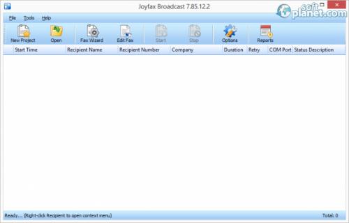 Joyfax Broadcast 7.85.12.2