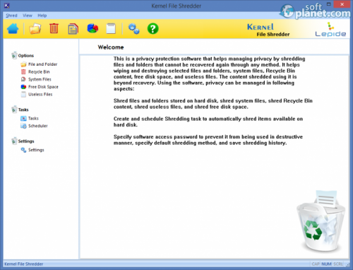 Kernel File Shredder 11.04.01
