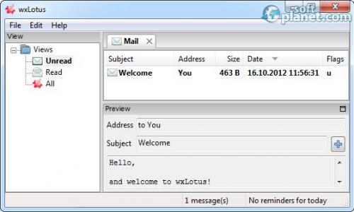 LNMail 0.7.30