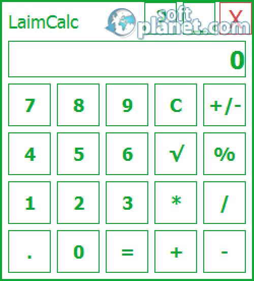 LaimCalc 1.0.0