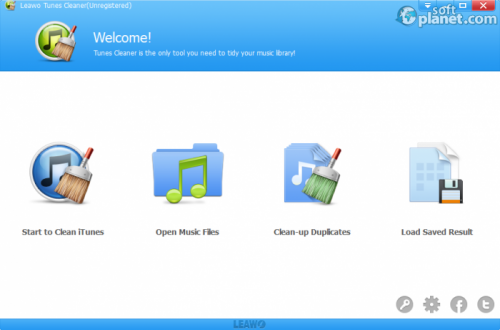 Leawo Tunes Cleaner 2.1.1.1