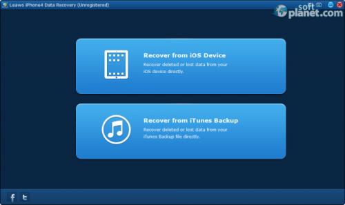 Leawo iPhone4 Data Recovery 1.4.0.0