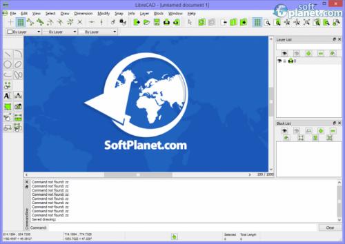 LibreCAD 2.0.0rc2