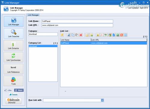 Link Manager 2014.4.0.28