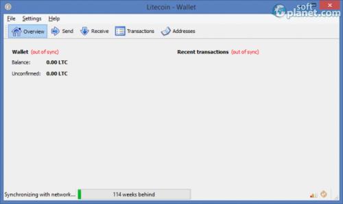 Litecoin 0.8.6.2