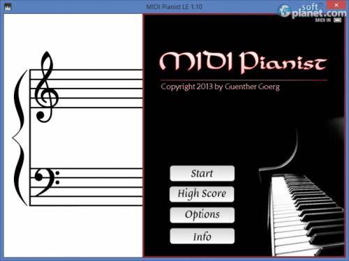 MIDI Pianist 1.10