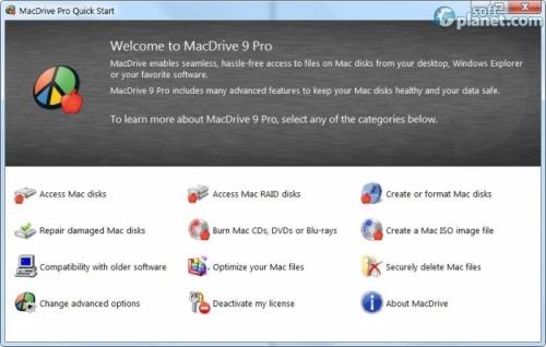 MacDrive Pro 9.2.0.2
