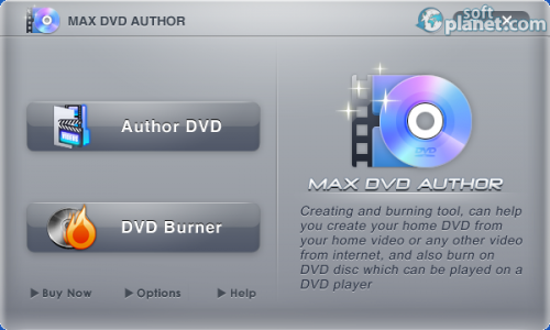Max DVD Author 3.8.0.6216