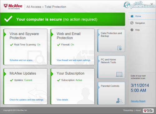 McAfee All Access 13.6.1529