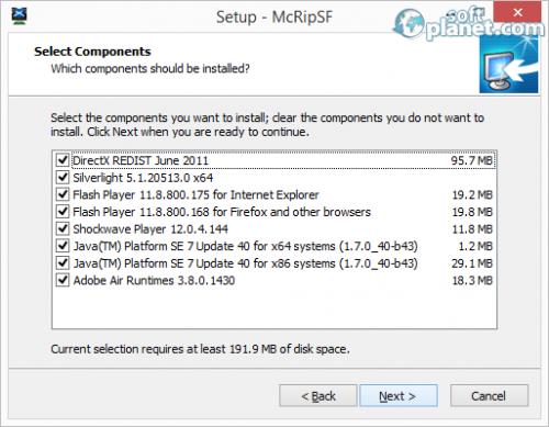 McRip SystemFiles 2.0.2013.09.21