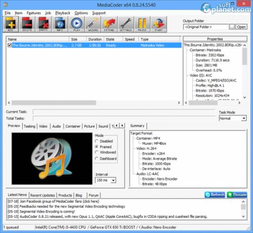 MediaCoder 0.8.41.5816