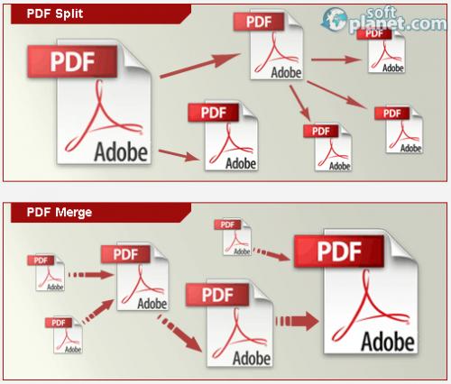 MergeSplit PDF 1.0