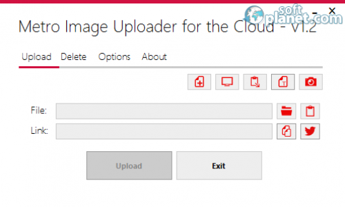 Metro Image Uploader for the Cloud 1.2.0.1