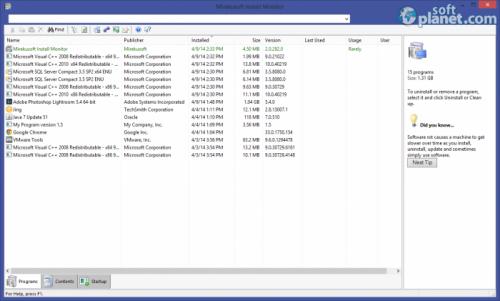 Mirekusoft Install Monitor 2.0.292.0
