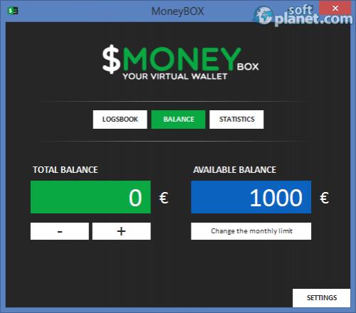 MoneyBOX 0.1.0