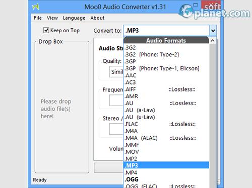 Moo0 Audio Converter 1.31