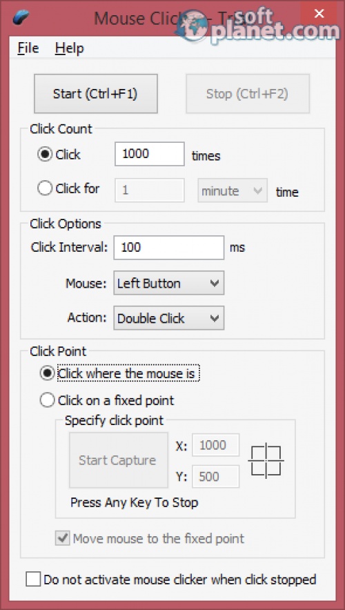 Mouse Clicker 2.3.5.2