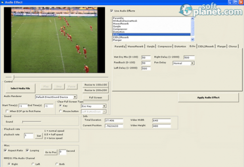Movie Player Gold ActiveX Control 3.8