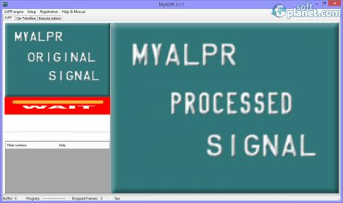 MyALPR 2.1.1
