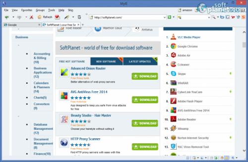 MyIE9 Browser 319.0