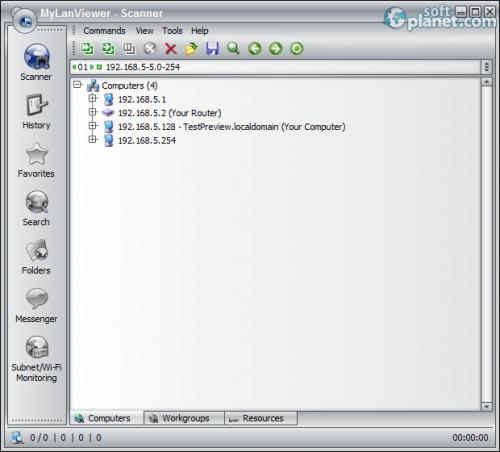 MyLanViewer 4.17.5