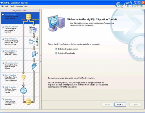 MySQL Migration Toolkit 6.1