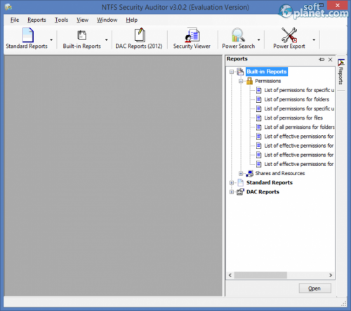 NTFS Security Auditor 3.0.2