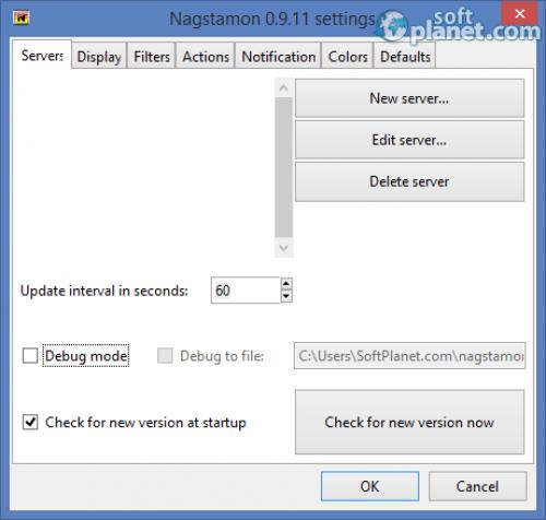 Nagstamon Portable 0.9.11